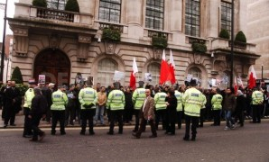 UK not USA..the most prominent enemy to the Bahraini opposition