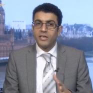 مداخلة الاعلامي عباس بو صفوان ضمن نشرة الأخبار حول موضوع التعذيب في البحرين