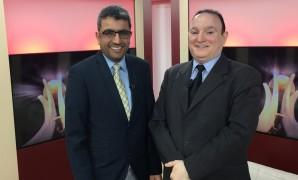 عباس بوصفوان + محمد الخاقاني + الدوار + قناة نبأ