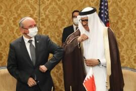 احتفالية «باردة» بالتطبيع البحريني: آل خليفة يخشون شعبهم